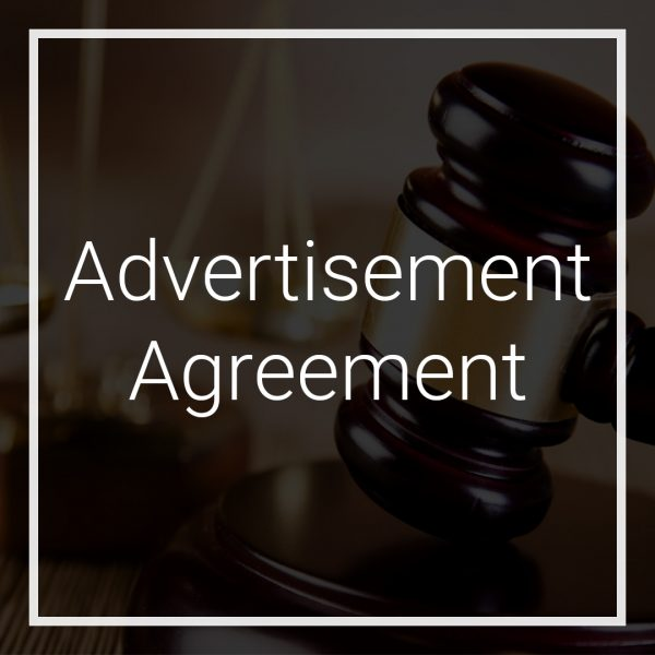 Crescendo Legal | Advertisement Agreement