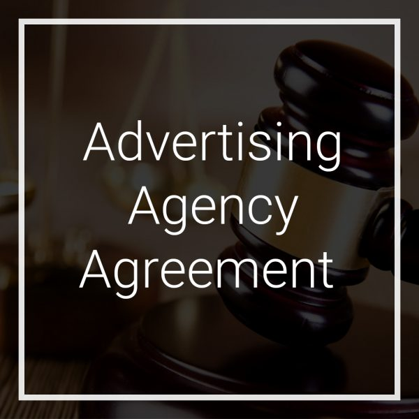 Crescendo Legal | Advertising Agency Agreement - CLUS-0754BG