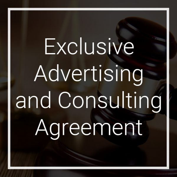 Crescendo Legal | Exclusive Advertising and Consulting Agreement