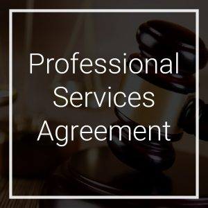 Crescendo Legal | Professional Services Agreement