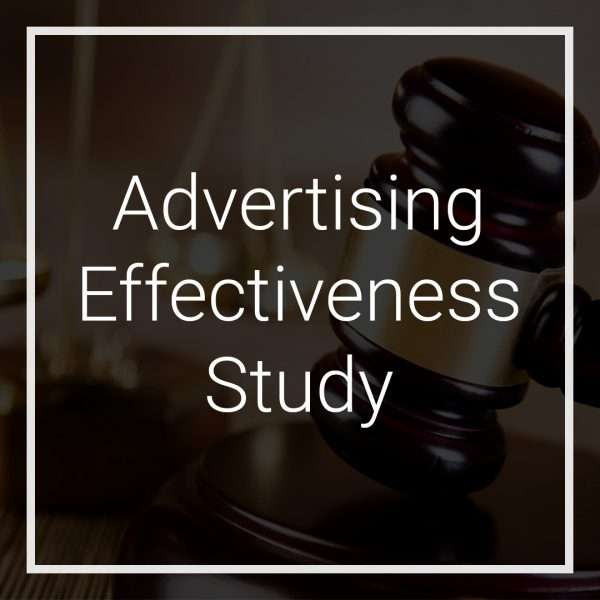 Crescendo Legal | Advertising Effectiveness Study